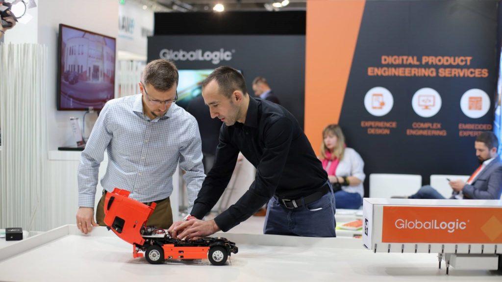 GlobalLogic razvija sustav za autonomnu vožnju i parkiranje kamiona