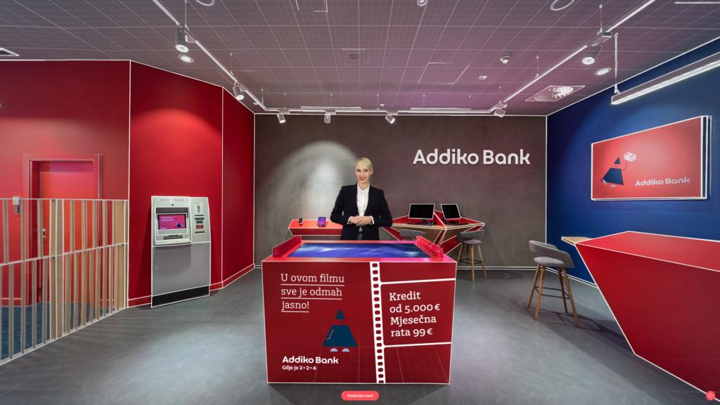 Addiko Virtualna poslovnica – digitalna evolucija bankarstva
