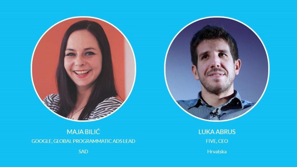 Najavljujemo keynote predavanja Maje Bilić i Luke Abrusa na .debugu