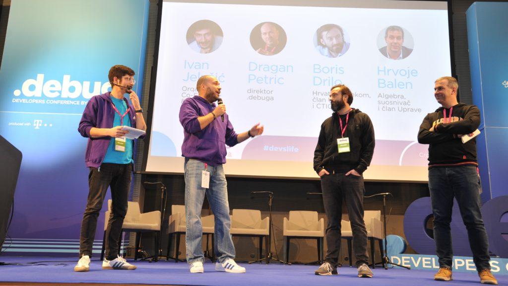 Počeo je .debug – 900 developera na otvaranju programerskog spektakla godine