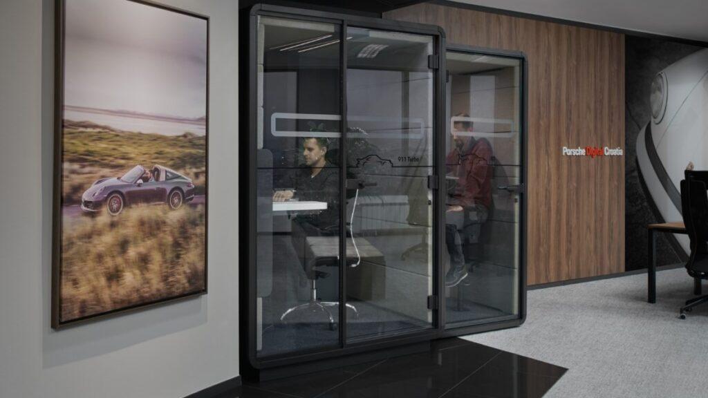 Porsche Digital Croatia ima nove atraktivne urede