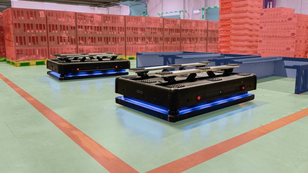 Gideon Brothers jedan je od vodećih inovatora u području industrijske robotike