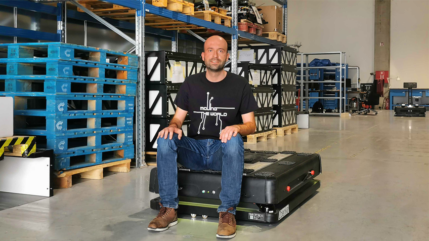 I Gideon Brothers ima svog dr. Hausa – Kako izgraditi karijeru u svijetu robotike?