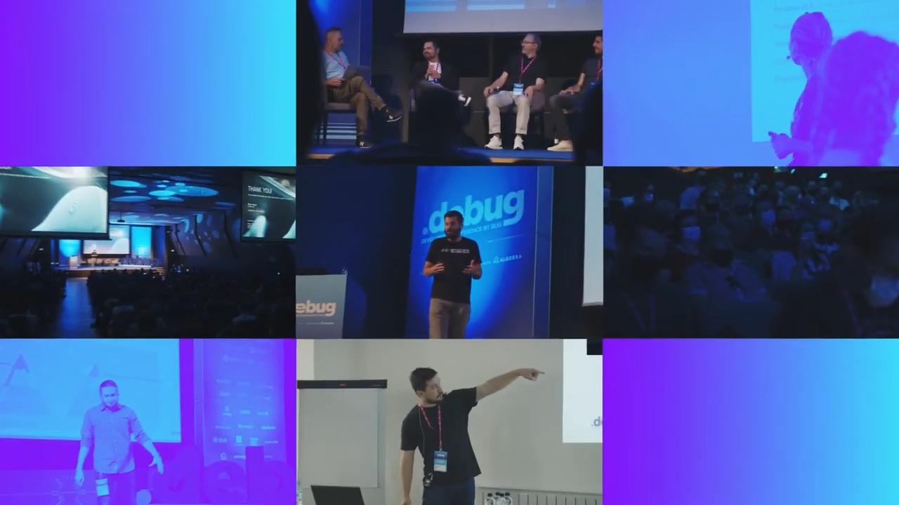 debug 2021 - the best moments in 60 seconds 0-19 screenshot
