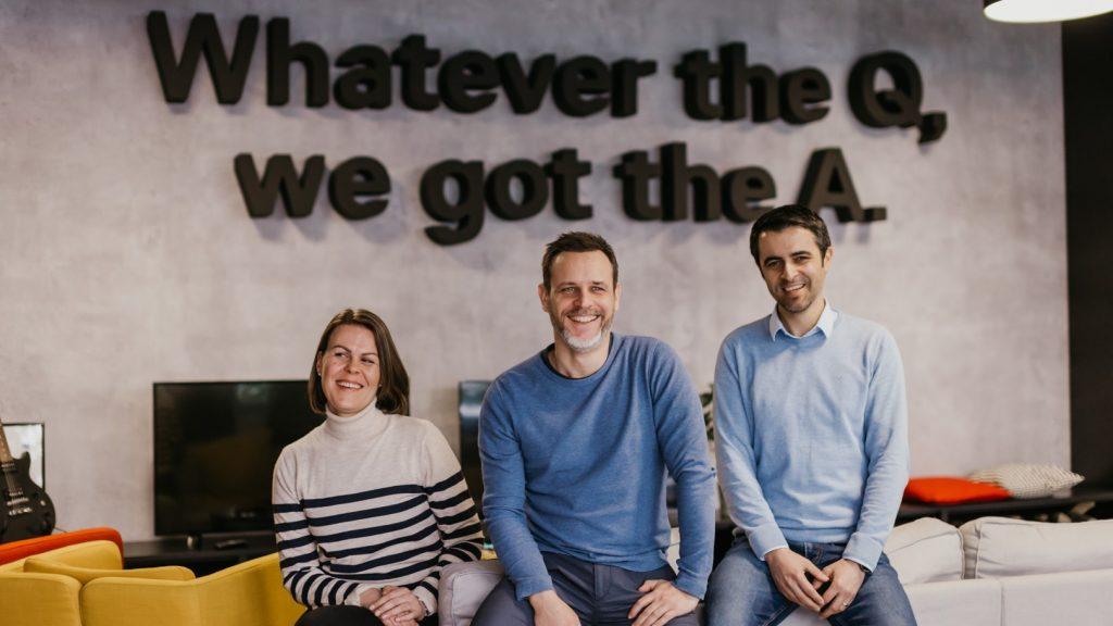 Q otvara ured u Londonu i najavljuje daljnje širenje
