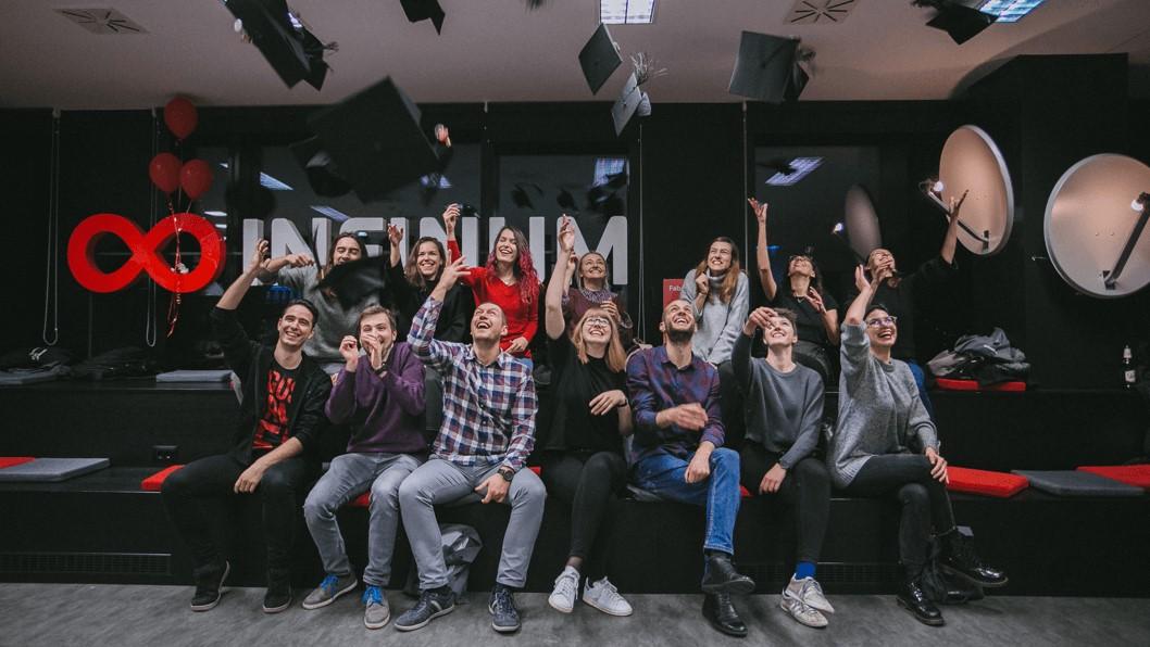 infinum Academy graduation
