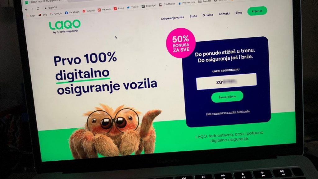 U godinu dana više od 1,3 milijuna zainteresiranih za digitalno osiguranje LAQO